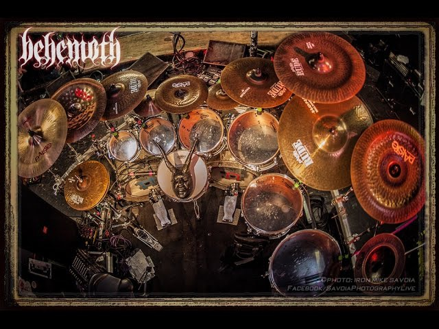 Behemoth's Inferno live Ora Pro Nobis Lucifer El Corazon Seattle 2 10 15