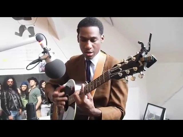 Leon Bridges Better Man acoustic and live @FluxFM