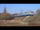 ЭР9М-521 рейсом 6904 Киев - Нежин