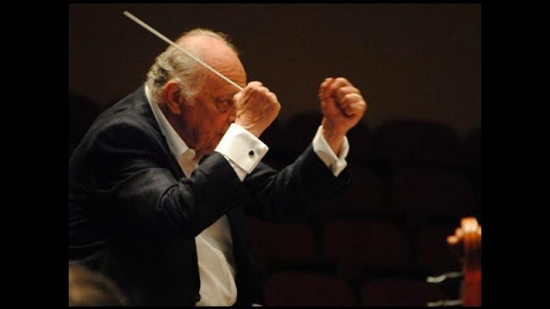 G. Mahler: Symphony n. 1 Titan - Lorin Maazel - Sinfónica de Galicia