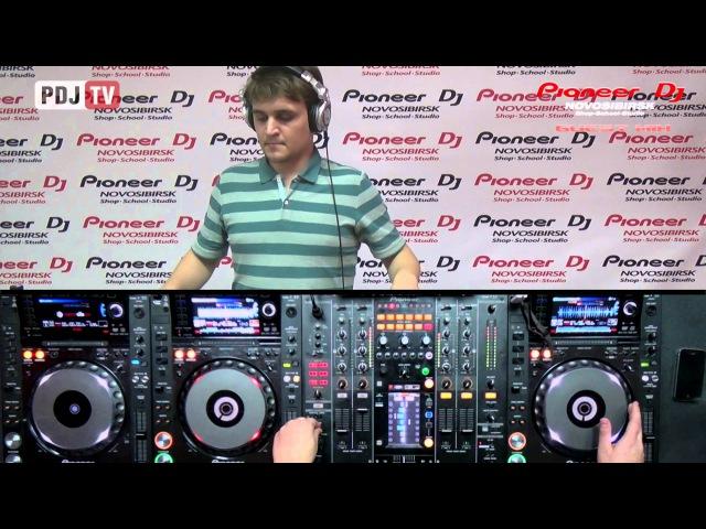 AYDA (Nsk) (Progressive Trance) ► Guest Video-Mix @ PioneerDJnsk