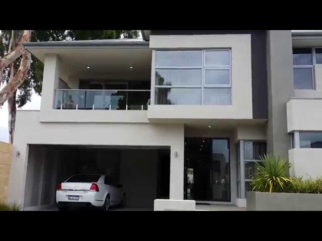 Австралия. Стоимость нового дома в г. Перте . Open Hоuse in the suburbs of Perth.