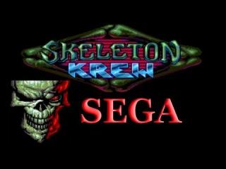 Skeleton Krew прохождение Sega Mega Drive