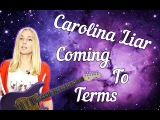 Carolina Liar - Coming To Terms (cover) Таня Домарева