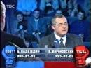Поединок с Владимиром Соловьевым - Жириновский vs Надеждин ТВС, 2003