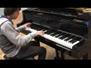 The Fives - Luca Sestak Piano Solo