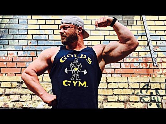 Muskelaufbau zum Nachmachen - Rücken Training