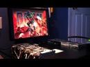 Doom E1M1 on eight floppy drives