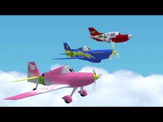 Мультфильмы - Будни аэропорта 2 - Трое вместе - Cерия 41