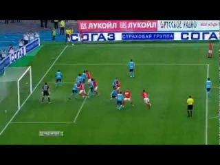 СПАРТАК - Крылья Советов (Самара, Россия) 1:1, Чемпионат России - 2012-2013