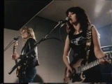 Girlschool - Demolition Boys -- live rehearsal 1980