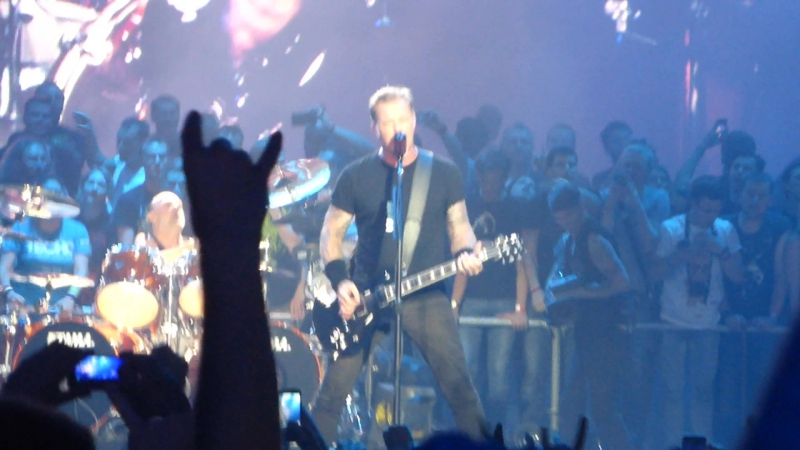 Metallica-Turn The Page (live St. Petersburg 25.08.2015)