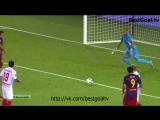 Барселона 5:4 Севилья | Суперкубок УЕФА 2015 | Обзор матча