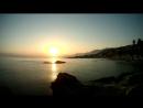Крит Греция Восход солнца