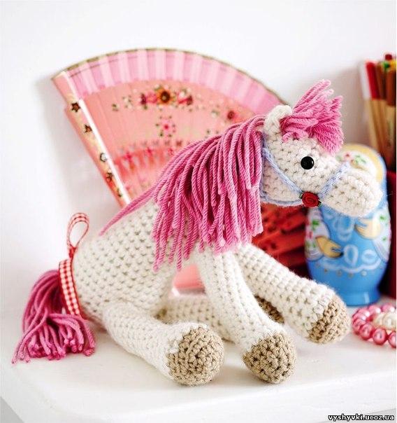#лошадка #пони #схема #