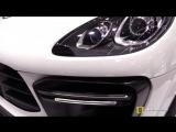 Porsche Macan Turbo TechArt