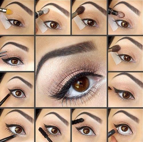 Игры на макияж своими руками фото