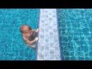 Зимовка с детьми в Таиланде. Марку 1 год и 10 месяцев, купается в бассейне