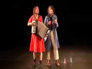 Anne Kaempf and Lior Shoov - Love too soon au cabaret du Samovar