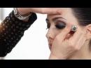 Smoky макияж с косметикой Tenero мастер класс