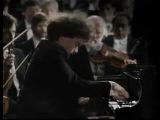 Евгений Кисин. Концерт №1 для фортепиано с оркестром (П. И. Чайковский). Дирижер Герберт фон Караян
