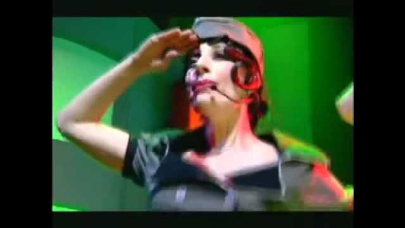 Marilyn Manson - mOBSCENE (live on the JONATHAN ROSS SHOW) {2003}