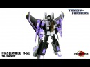 Video Review of the Takara MP-11SW Masterpiece Skywarp