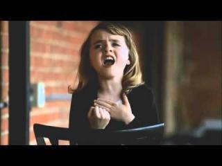 10 წლის გოგონას ვოკალურმა შესაძლებლობებმა &#4