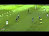Paul Pogba great touches Inter vs Juventus 2015