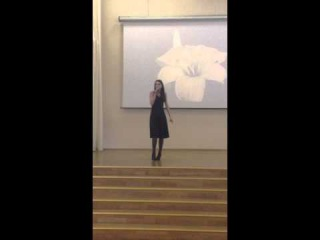 Mambo Italiano(Rosemary Clooney)-Настя Ерощенко