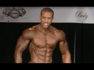 2015 Miami Muscle Beach IFBB Pro Men's Physique All Competitors