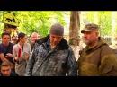 23 апреля 2014. Славянск. Ополченцы задержали бойца «Правого сектора», убегающего из Славянска