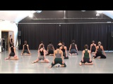 White noise - performed by DanceJerusalem students