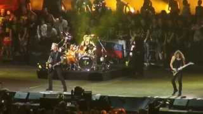 Metallica - 2015.08.27 - live in Moscow [full show]