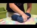 Климчук Марина МК детские ботинки