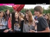 Стесняются ли Даня и Кристи целоваться на людях Does Danya&ampKristy shy to kiss at fan's meeting