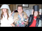 Tyler Ward, Grace Helbig, Mamrie Hart -