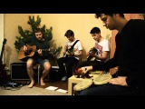 the Hitchhikers: When the Naked Ruins Will Pray For the Snow (part 2) (home jam, 07.01.15)