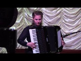 концерт Гран-при конкурса «Аккордеон Плюс» 2012 Анны Крышталёвой