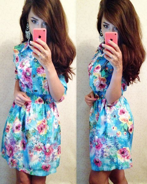 купить платья весна лето 2015