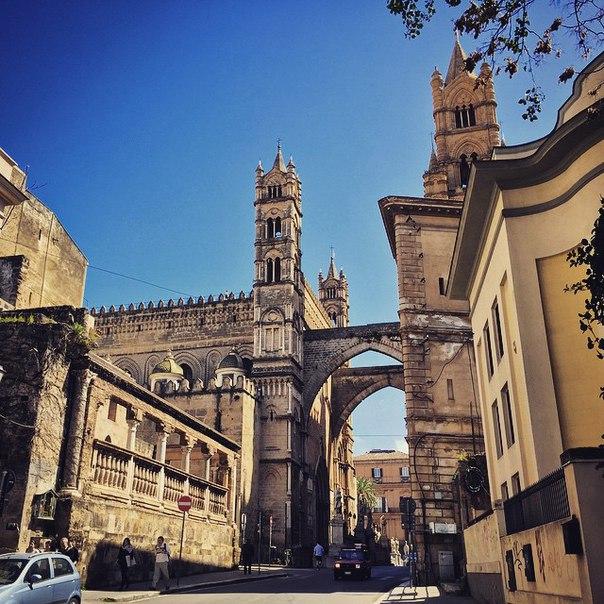 Туристический маршрут по Палермо