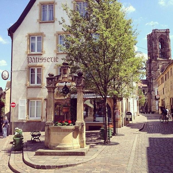 Rouffach (Руффаш), Эльзас, Франция - достопримечательности, путеводитель по городу