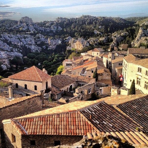 Les Baux-de-Provence (Ле-Бо-де-Прованс)