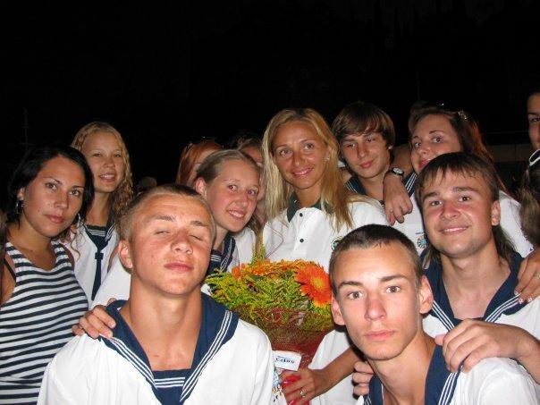 Татьяна Навка (архив) 7SBGMdQclGw