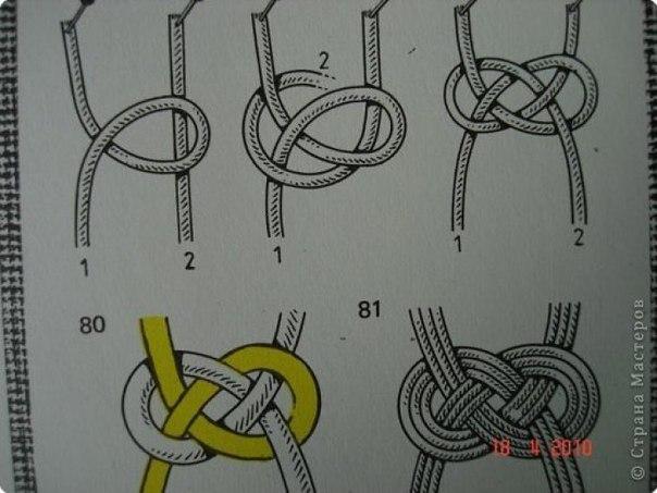 Басонное плетение пошаговая инструкция