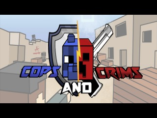 Minecraft(COPS AND CRIMS)
