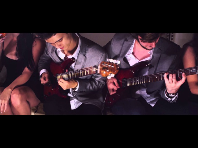 Polyphia | Champagne feat. Nick Johnston (Official Music Video)