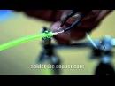Как разрезать неоновый шнур