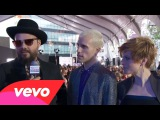Neon Trees - Red Carpet Interview - AMA 2012