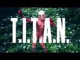 T.I.T.A.N. CMV (Lady Gaga - G.U.Y.) Attack On Titan Cosplay